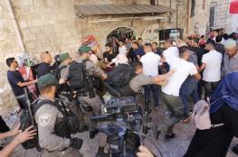 حركة فتح : الأقصى خط احمر ولن نسمح بتمرير المخططات الاسرائيلية