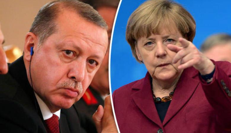 المانيا الغاضبة لأردوغان : لقد تجاوزت حدودك