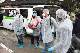 الحكومة: لا إصابات جديدة بفيروس كورونا