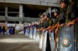القبض على 15 مطلوباً للعدالة وإتلاف 70 مركبة غير قانونية في بيتا جنوب نابلس