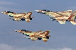 اسرائيل تقصف سوريا ردا على سقوط قذيفة هاون في الجولان