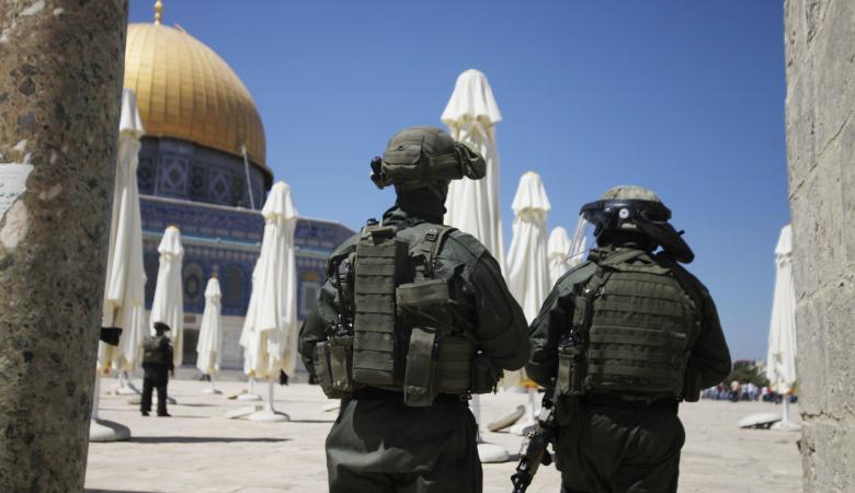 الاردن لاسرائيل : لن نسمح لكم بالمساس بموظفي الأقصى