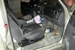 اصابة موظفين من شركة كهرباء الشمال في هجمات للمستوطنين  جنوب نابلس