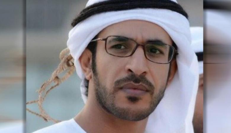 مستشار بن زايد حمد المزروعي يصل الاراضي المحتلة