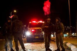 اطلاق النار على شاب فلسطيني قرب حاجز حوارة جنوب نابلس