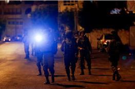 قوات الاحتلال تشن حملة اعتقالات واسعة في القدس والضفة