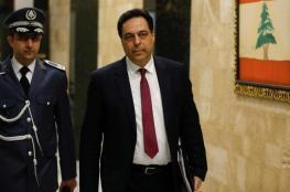 """دياب يتوعد بمحاسبة شديدة للمسؤولين عن """"نكبة بيروت"""""""