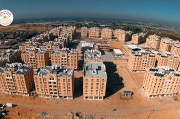 وزير الاشغال : أنجزنا 1360 وحدة سكنية من المنحة القطرية