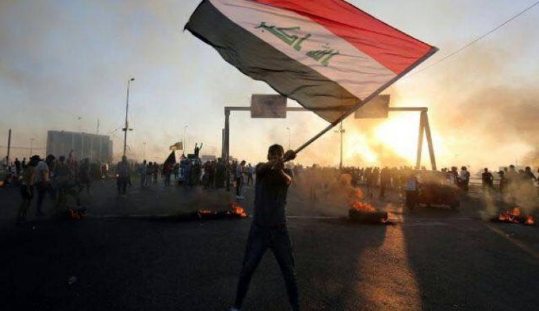 165 قتيلا حصيلة أسبوع من الاحتجاجات الدامية في العراق