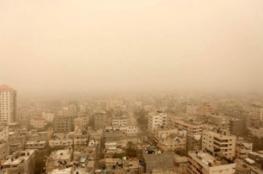 حالة الطقس: أجواء خماسينية مغبرة والفرصة مهيأة لسقوط أمطارمساءً
