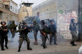 اصابة عدد من الطلاب في هجوم لقوات الاحتلال على مدرسة في يعبد بجنين