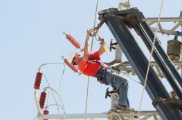 رفع القدرة الكهربائية لمحافظة قلقيلية بـ7.5 ميغاواط