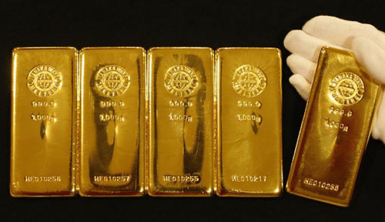 الذهب في أعلى مستوى خلال أسبوعين