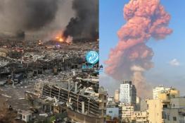 الاردن : الطاقة المتحررة من تفجير لبنان كانت قوية جدا