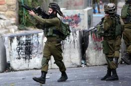 اعتقال فلسطيني واصابة مستوطن بعملية طعن ببيت لحم