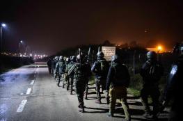 الاحتلال يقتحم يعبد ويشن حملة اعتقالات في صفوف المواطنين