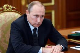 بوتين بعد فوزه الساحق يدعو الى التهدئة مع الغرب وخفض التسلح