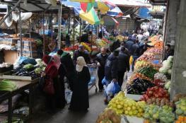 الإحصاء: انخفاض طفيف على مؤشر غلاء المعيشة في شباط المنصرم