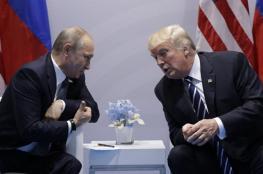 بتغريدات عبر تويتر.. ترامب يصف لقاءه الأول مع بوتين