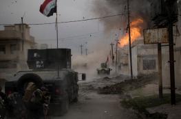 """""""داعشي بريطاني"""" يفجر نفسه بقوة عراقية"""