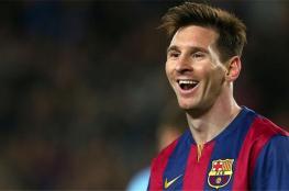 ميسي يحدد موعد تجديد عقده مع برشلونة