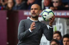 """مدير مانشستر سيتي يحذر برشلونة من """"اللحظة الصعبة"""""""