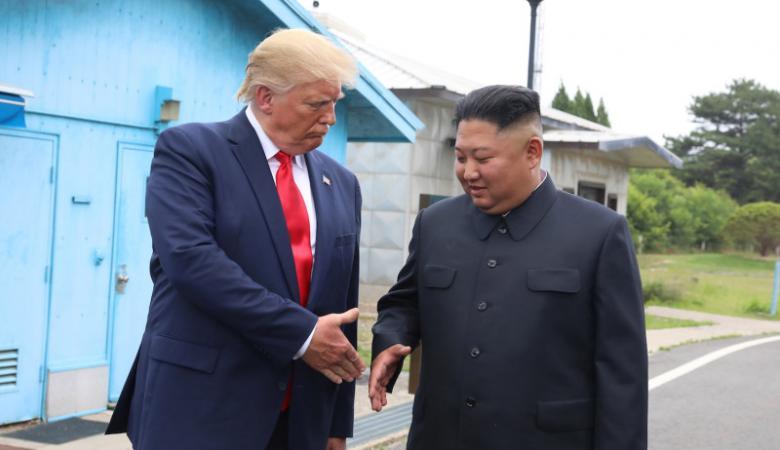 دونالد ترامب يهنئ الزعيم الكوري بعيد ميلاده