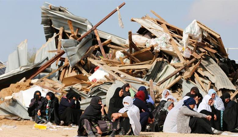 الاحتلال يقرر هدم 140 منزلا فلسطينيا في رهط