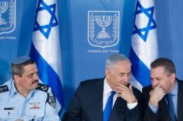 اولويات نتنياهو : استبدال الشيخ والذهاب الى انتخابات مبكرة