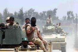 مصر تفرض حظر التجوال في مناطق بشمال سيناء