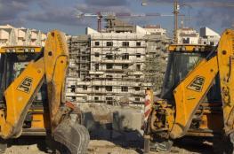 المصادقة  على بناء المئات من الوحدات الاستيطانية في القدس