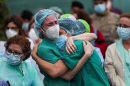 الصحة : 5 وفيات و726 اصابة جديدة بفيروس كورونا