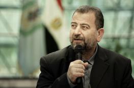 إسرائيل تعهدت لمصر بعدم اغتيال العاروري أثناء مكوثه في غزة