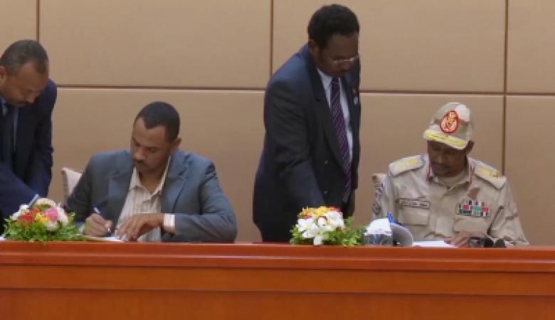 القاهرة تكشف ما دار في اجتماعها مع المعارضة السودانية