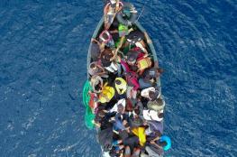 المغرب ينقذ العشرات من المهاجرين غير الشرعيين في المتوسط