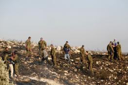 الاحتلال يخطر بالاستيلاء على آلاف الدونمات جنوب الخليل