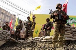 الجيش الاسرائيلي : حزب الله يواصل تدعيم قواته بأسلحة دقيقة