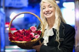 """9 ملايين وردة مبيعات متوقعة لإسطنبول في أسبوع """"عيد الحب"""""""