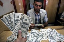 الدولار يهوي مقابل الشيقل الاسرائيلي