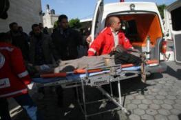 وفاة مسنة وإصابة طفل ووالده بانفجار اسطوانة غاز شرق غزة