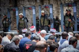 معاريف : ازالة البوابات مقابل اخراج رجل الامن من الأردن