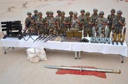 """وحدات من الجيش الشعبي الجزائري تقتل """" 7 """" من تنظيم داعش شرق العاصمة"""
