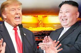ترامب يهدد مجدداً كوريا الشمالية : سندمركم اذا قررنا ذلك