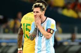 ميسي يواجه الحرمان من اللعب مع الأرجنتين