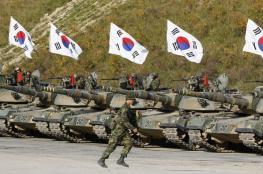 كوريا الجنوبية ترفع حالة التاهب وتتوعد الشمالية برد قوي