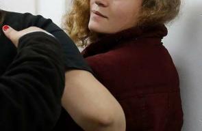 تمديد اعتقال الفتاة عهد التميمي لمدة 10 أيام