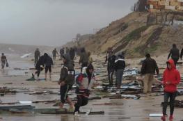 بحرية غزة تنقذ 6 صيادين مصريين وفقدان سابع قبالة بحر القطاع