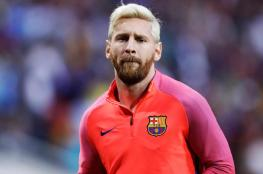 ميسي ينفجر غضبا على إدارة برشلونة