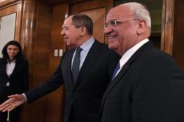 روسيا مستعدة لاستضافة المفاوضات الفلسطينية الإسرائيلية