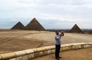 المزارات السياحية في مصر فارغة من السياح بسبب
